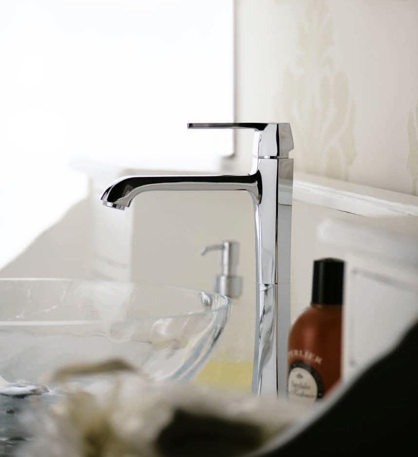 Привлекателни италиански смесители за баня от Gaia Mobili (Италия)
