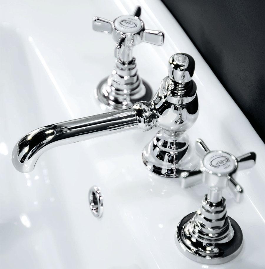 Високотехнологични италиански смесители за баня от Gaia Mobili (Италия)