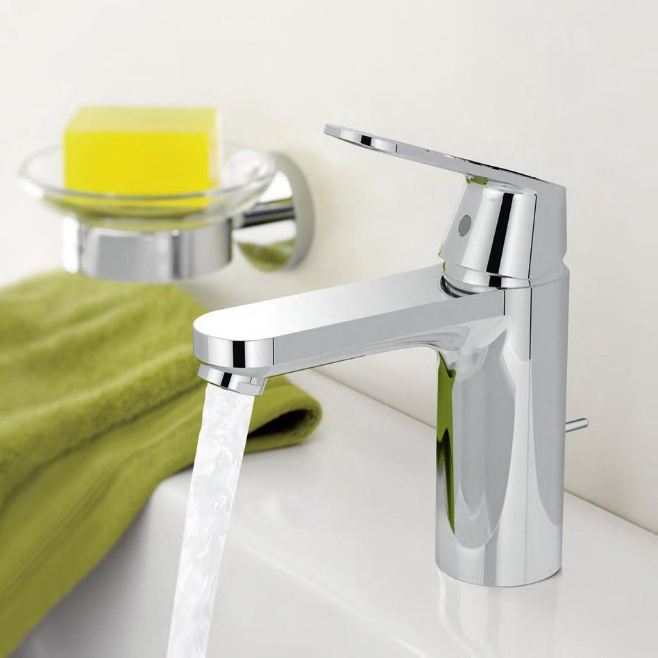 Нетрадиционни смесители за баня от Грое (Германия)