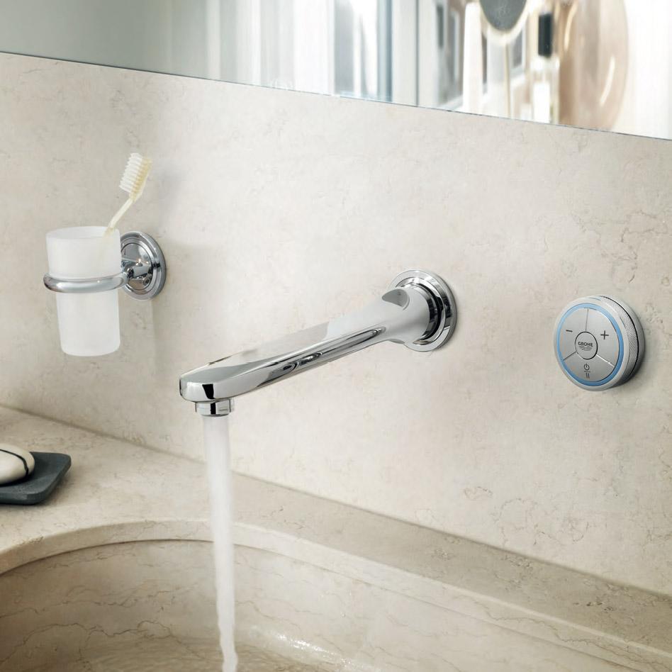 Уникални смесители за баня от Грое (Германия)