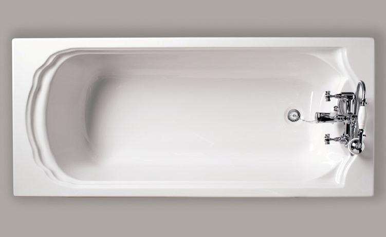 Изящна вана за баня от Devon&Devon (Италия)