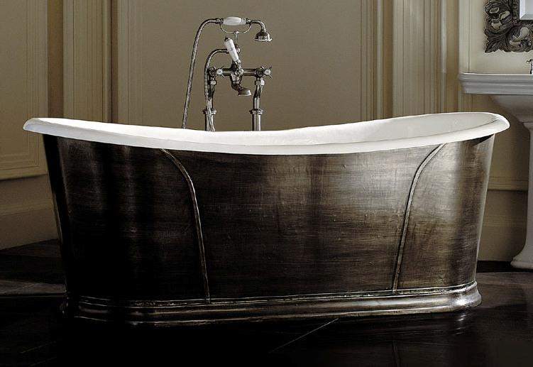 Изтънчена вана за баня от Devon&Devon (Италия)