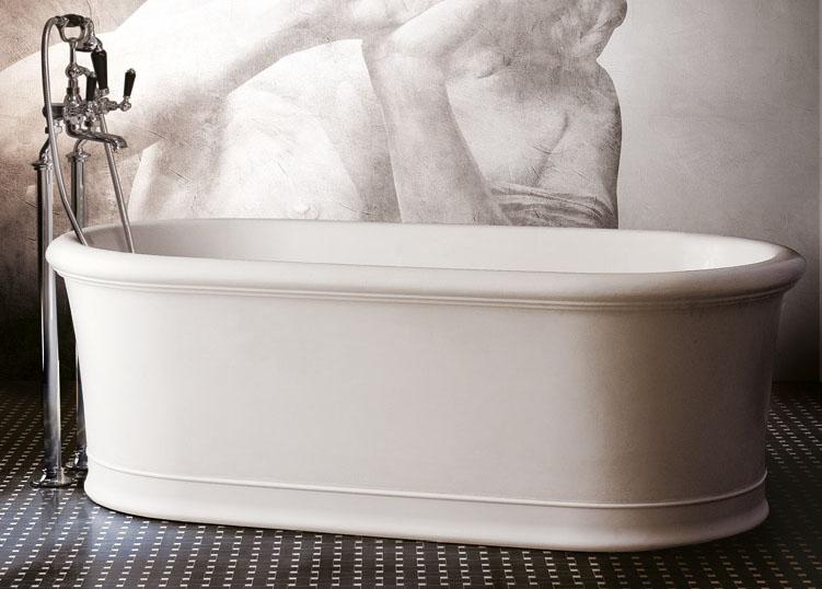 Стилна вана за баня от Devon&Devon (Италия)
