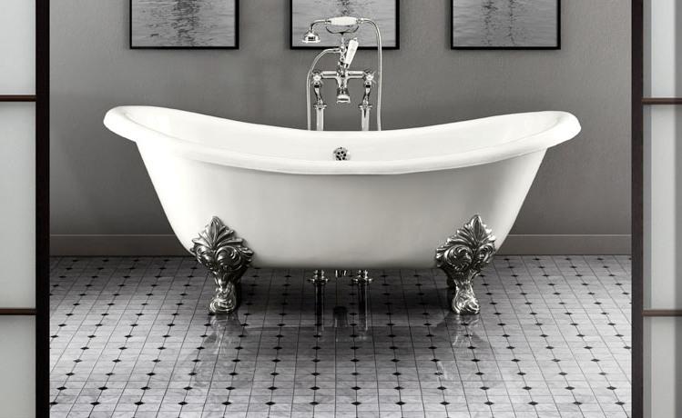 Стилна вана за атрактивен декор от Devon&Devon (Италия)