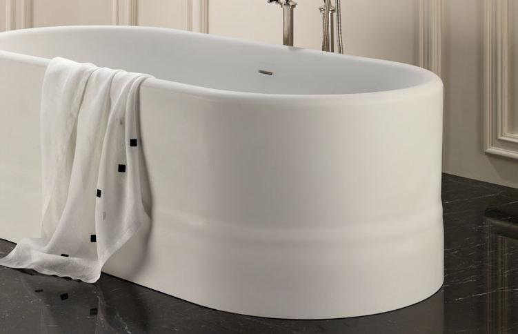 Пищна вана за баня от Devon&Devon (Италия)