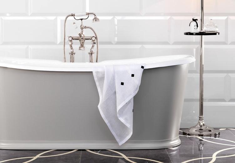 Изтънчена вана за луксозен интериор от Devon&Devon (Италия)