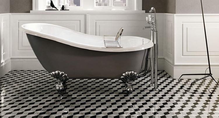Красива вана за атрактивна баня от Devon&Devon (Италия)