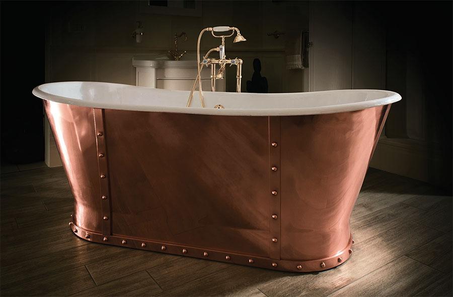 Блестяща вана от Gaia Mobili (Италия)