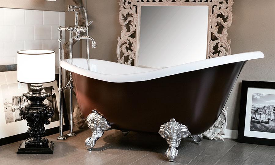 Великолепна вана от Gaia Mobili (Италия)